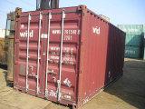 郵送物の輸送箱の商品の交通機関の出荷