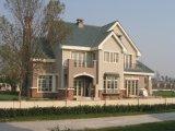 Estructura de acero prefabricada que construye la casa prefabricada modular