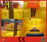 Diapositiva inflable comercial inflable inflable gigante de la nave de pirata para la venta