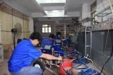Pulvérisateur privé d'air électrique portatif de peinture de pompe à piston
