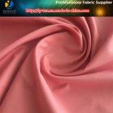 Poliestere/micro tessuto della fibra della saia mescolato nylon, tessuto della camicia