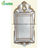 Espejo veneciano principal de la pared de Octagen para la decoración casera