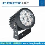 屋外の照明LEDプロジェクターライト7W LEDフラッドライト