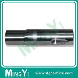 Perfurador preto do carboneto de Oxygened da elevada precisão com sulco chave