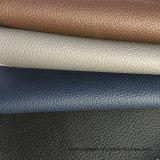 Cuero blanco del PVC para los muebles, silla de la oficina, silla del masaje