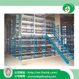 Racking Multi-Tier del metallo per la memoria del magazzino con approvazione del Ce