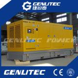 conjunto de generador diesel silencioso 200kw 250kVA con el motor de Weichai (GWC250S)
