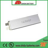 UL de los CB del Ce de la batería del polímero del litio de 5000mAh 3.7V
