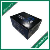 Коробки упаковки доски гофрированной бумага с крышками Inset Flip