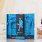 L'écouteur stéréo neuf des écouteurs Bt-1 de Capetronix Bluetooth folâtre l'écouteur pour des téléphones mobiles avec l'emballage de détail