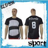 2017の卸売のカスタム昇華安い価格のサッカーのジャージーのフットボールのワイシャツ