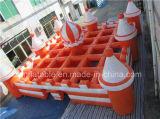 Labirinto inflável dos miúdos, jogo inflável do esporte do labirinto para vendas