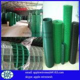 Preço de fábrica de China de engranzamento de fio soldado PVC-Revestido