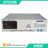 Het Meetapparaat van de Batterij van de hoogspanning voor Batterijen EV die met Breed Voltage Waaier (AT520B) meten