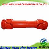 Eixo de cardan da fabricação SWC/eixo universal para a maquinaria e o equipamento do petróleo