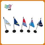 Таможня напечатала знамя индикации напольный рекламировать на столе Hytf-Af001