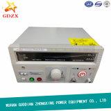5kVA AC gelijkstroom weerstaat het Hoge Diëlektrische voltage van de Test Votalge Meetapparaat