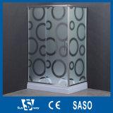 Pièces jointes en gros de douche du rectangle 100X70 d'usine