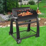 屋外のLokkiの木炭BBQのグリル42cm中国製