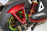 AchterRem van de Autoped van de Bromfiets van de kleur de Elektrische met Slot 60km de Afstand van de Waaier