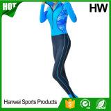 Wetsuits surfando do neopreno de Perimum da qualidade superior (HW-W008)