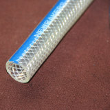 PVC에 의하여 땋아지는 강화된 섬유 호스 물 호스 Ks-50582ssg 40 야드