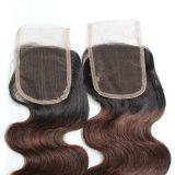 Chiusura brasiliana superiore dei capelli del Virgin