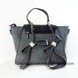 PU 상표 디자인 숙녀 책가방 여자 형식 핸드백 (NMDK-041403)