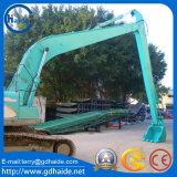 Longs boum et bras Ce-Approuvés d'extension pour l'excavatrice de Kobelco Sk260