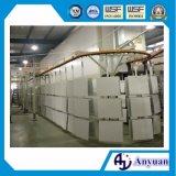 Het Schilderen van het Profiel van het aluminium de Lijn van de Deklaag van het Poeder van de Lijn met TUV