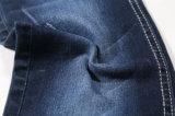 ジーンズのためのブルーグレーの綿の伸張9.6ozのデニムファブリック