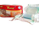 Usine/constructeur remplaçables de couche-culotte de bébé