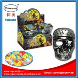Halloween-Partei-Schädel-Schablonen-Spielwaren des Allerheiligen mit Süßigkeit