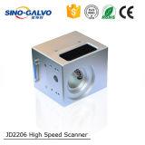 Coupeur en cuir chaud de laser de Gavlo de haute précision de la vente Jd2206A Digitals