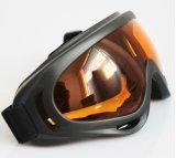Vidrios tácticos de la motocicleta de los anteojos de la protección del polvo del viento del X.400 de Airsoft de la caza de Esdy
