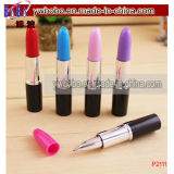 Pluma lápiz labial para regalo promocional regalo de promoción de recuerdo (P2111)