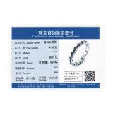 Nieuwe Aankomst 925 Echte Zilveren Ringen voor Ring van de Juwelen van de Elegantie van Vrouwen de Bloemen Stapelbare