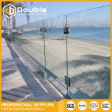 La frontière de sécurité en verre de syndicat de prix ferme de pêche à la traîne de Frameless extérieure décorent