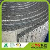Rullo di appoggio dell'isolamento termico di calore della gomma piuma del di alluminio per il materiale da costruzione della parete