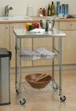 Lijst van het Roestvrij staal van de Apparatuur van de Keuken van het Restaurant van het hotel de Commerciële Hoogste Werkende 304#