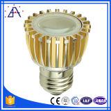 고품질 LED를 위해 침몰하는 알루미늄 단면도 방열기 또는 알루미늄 열
