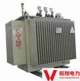 Elektrische Transformator in drie stadia/de Amorfe Transformator van de Legering