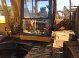 Excavador usado de la correa eslabonada del gato E200b, excavador del gato (E200B)