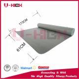 Type fondamental de couvre-tapis de Pilates de couvre-tapis de yoga de PVC