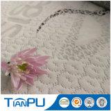 Polyesterknit-Matratze-tickendes Gewebe 100%