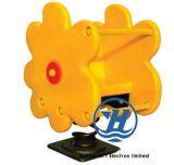 Máquina de juego del paseo del Kiddie del coche del oscilación para la diversión del bebé (ZJ-KC31)