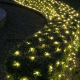 2.4*2m 직업적인 정원 품목 LED 순수한 가벼운 크리스마스 훈장