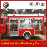 Isuzu 3500L/3.5m3 물 거품 화재 싸움 트럭