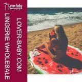 Cobertor de toalhas de praia da forma da flor da mandala (L38355)