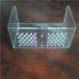 Het duidelijke Plastic CNC Leiden voor de Plastic Producten van de Douane
